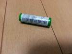 もともとついていた電池
