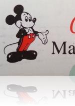 マジックキングダムカード